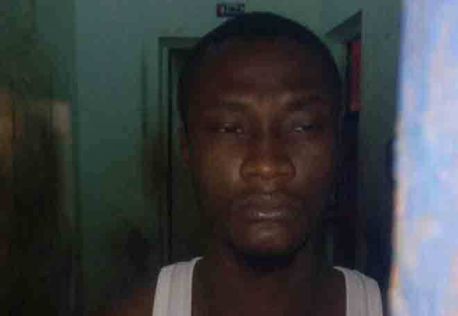 Photo of Wanted Armed Robber Finally Nabbed At Obo Kwahu