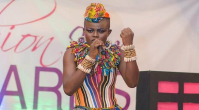 Photo of Video: Wiyalaa Shows Cleavage At Ghana's 61st Independence Day Celebration In Wa