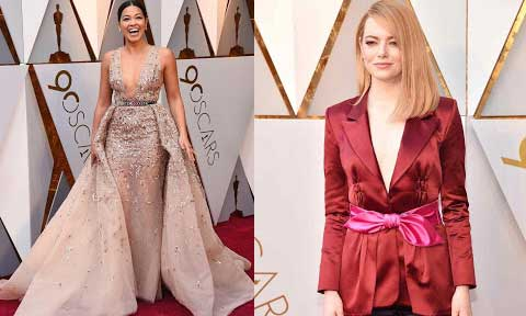 Photo of Check Out Red Carpet Moments Of Best, Worst Fashion (Photos) At The OSCAR 2018 From Here!