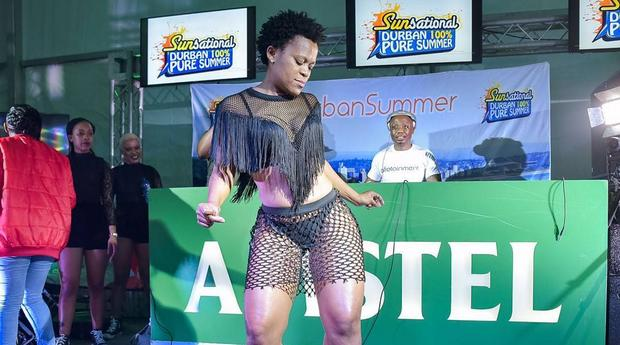 Photo of Controversial South African Dancer Zodwa Wabantu Deported From Zambia