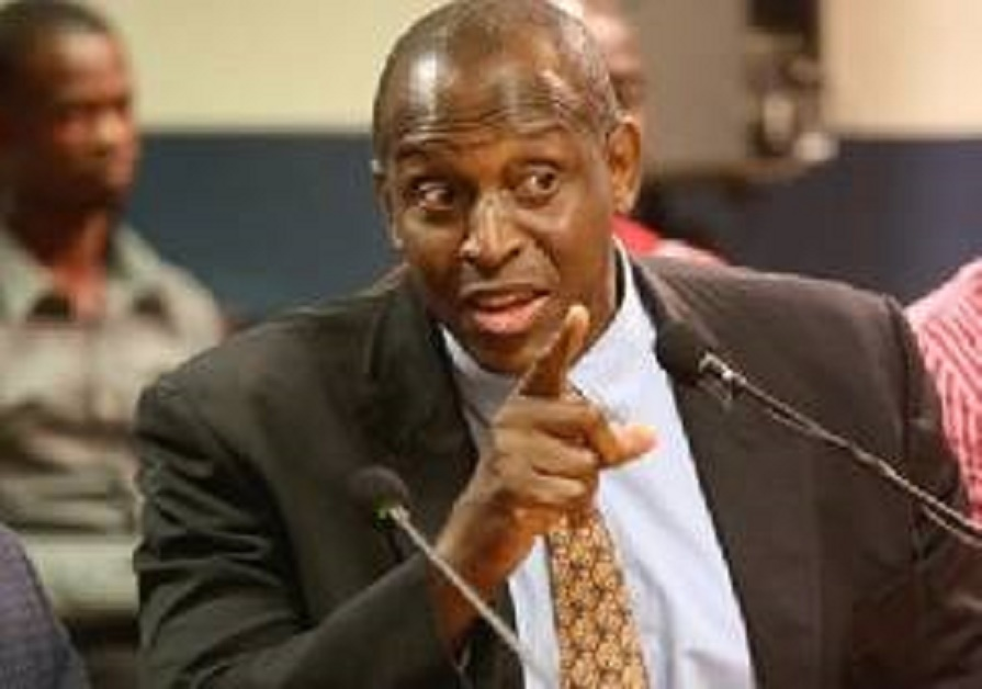 Photo of Address The Issue Of Domestic Security – Herbert Mensah Tells Government