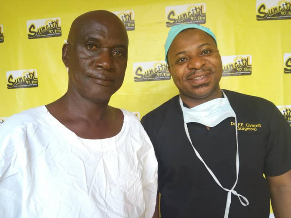 Photo of Suncity Medical Outreach Takes Off At Kwatire Polyclinic