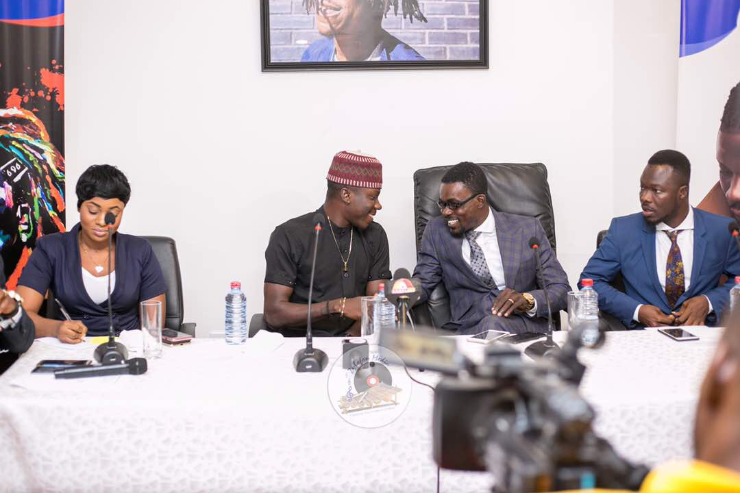 Photo of Tourism Minister Says Stonebwoy And Zylofon 'Brouhaha' Is Healthy Competition