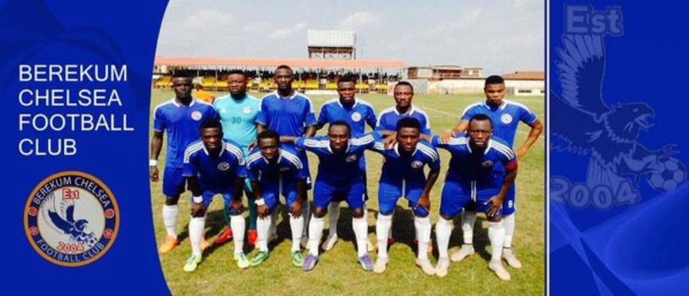 Photo of Brong Ahafo Team, Two Officials Banned