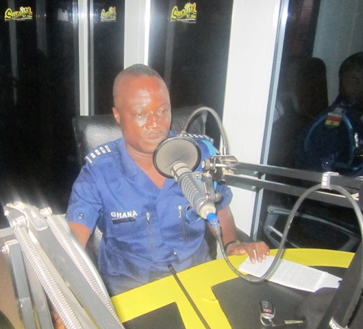Photo of BA Police PRO Calls For Calm At Sankore