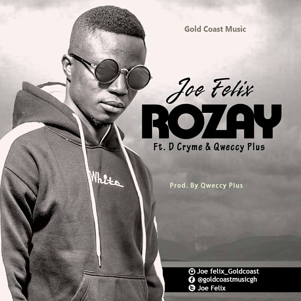 Photo of Joe Felix Feat. D Cryme & Qweccy Plus – Rozay (Prod. By Qweccy Plus)