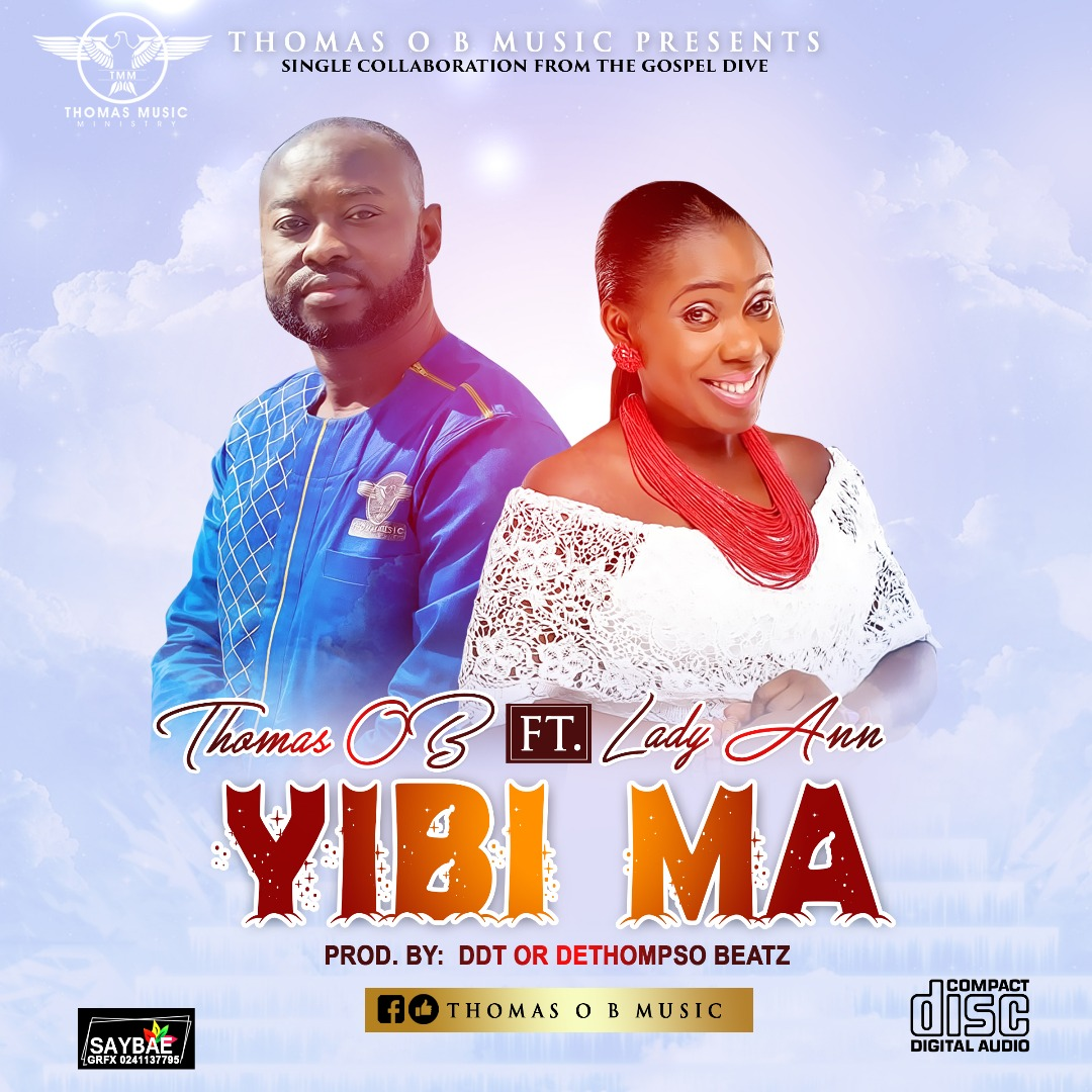 Photo of Thomas OB Releases 'Yibi Ma' Featuring Lady Ann