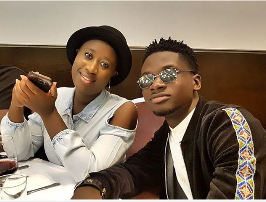 Photo of Kuami Eugene Unveils The Lady Who Made Him Who He Is Today