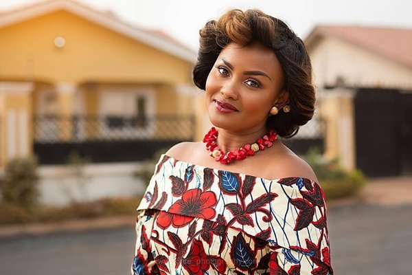 Photo of Nana Ama McBrown Narrates How She Got Her First Movie Role; Reveals The Amount She Was Paid