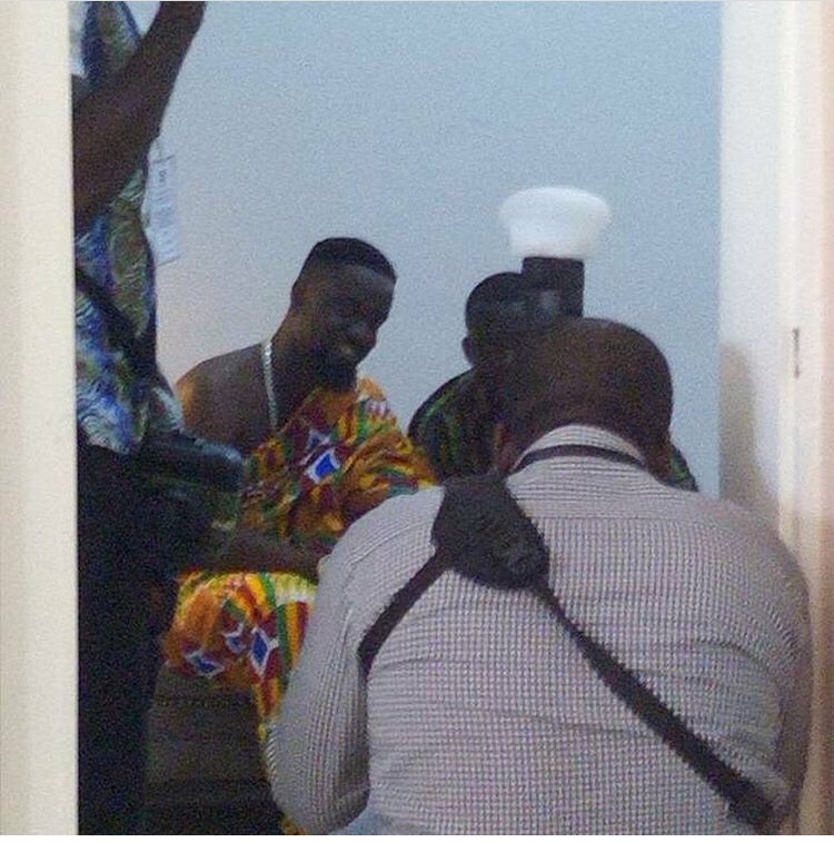 Photo of Check Photos Of Sarkodie And Tracy's Traditional Wedding From Here