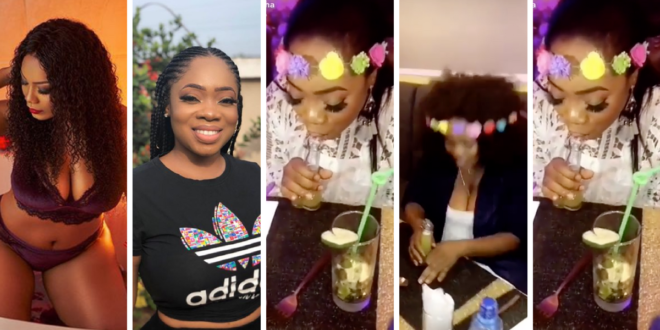 Photo of Video: Moesha Boduong, Bibi Bright, Zynell Zuh, Others Engage In D!ck Sucking Competition