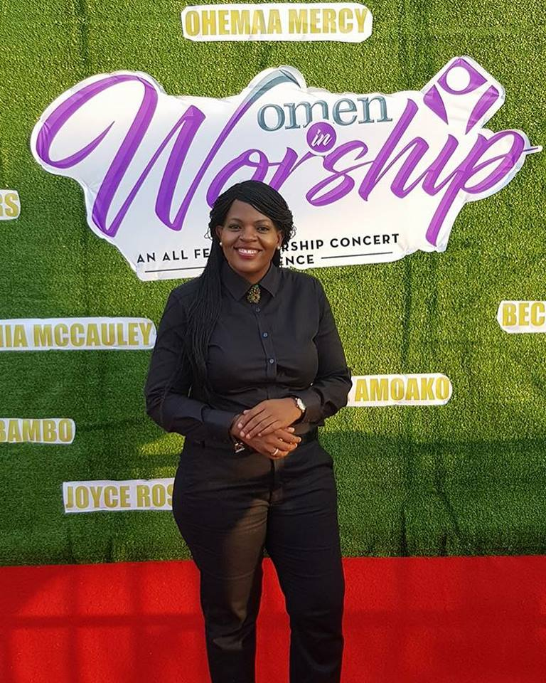 Photo of Vodafone Ghana CEO Endorses Second Edition Of Women In Worship