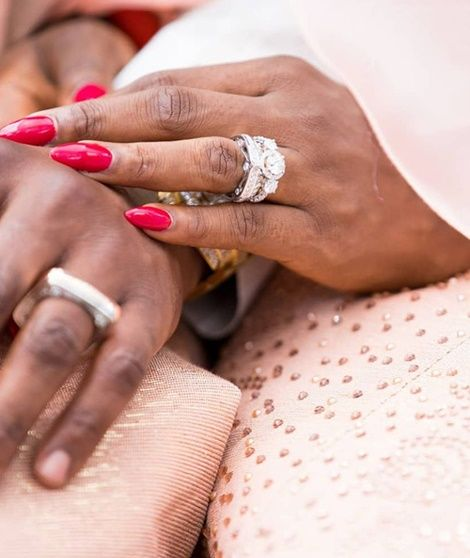 Photo of Photo: The Beautiful Rings Of Becca And Her Husband Will Make You Want To Marry If You Are Single