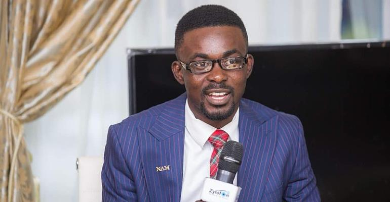 Photo of I Am Not Interested To Be A Member Of Parliament For Now – Zylofon Media Boss