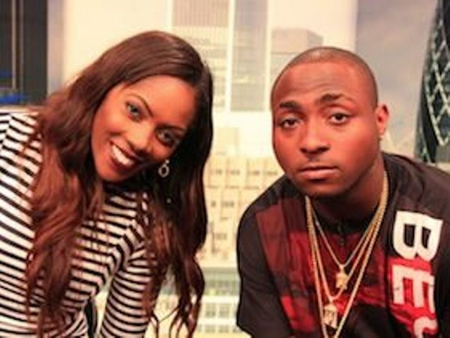 Photo of Tiwa Savage Breaks Silence On Her Alleged Romantic Relationship With Davido