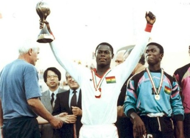 Photo of Former Ghanaian Footballer, Abdul Karim Migima Passes On