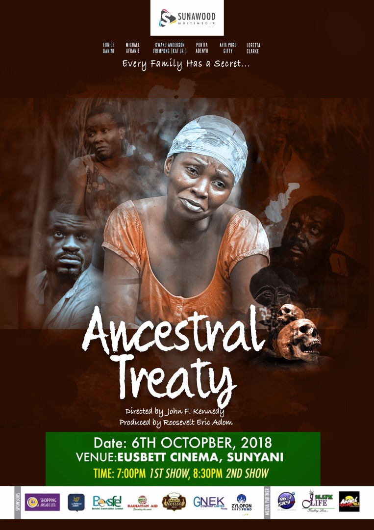 Photo of Sunawood Multimedia To Premier 'Ancestral Treaty' In Sunyani On October 6