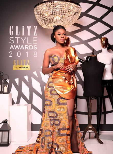 Photo of Adorable! See What Becca Wore To 2018 Glitz Style Awards