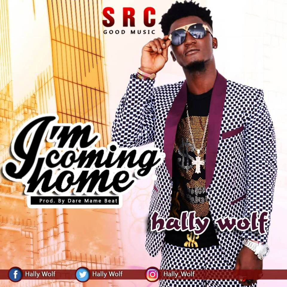 Photo of New Music: Hally Wolf – Coming Home (Prod. By Dare Mame Beat)