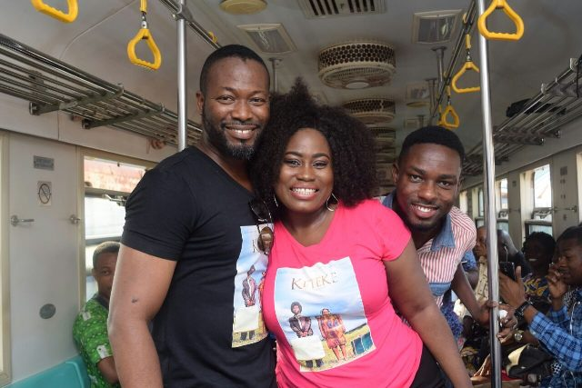 Photo of Ghana's Lydia Forson And Adjetey Anang Win From 2018 AMVCA: Check Full List Of Winners From Here!