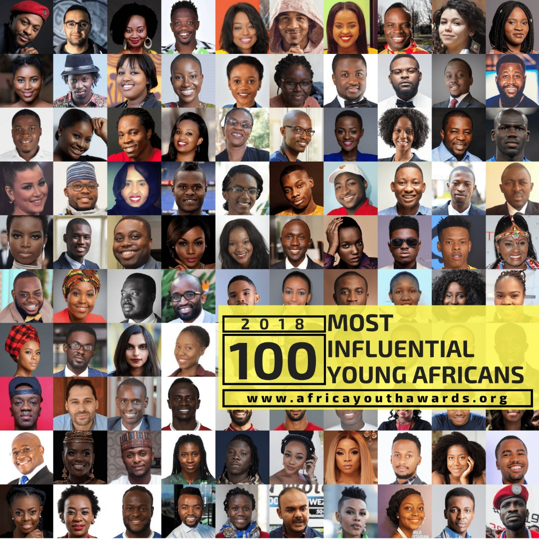 Photo of Davido, Stonebwoy, Bobi Wine, Mohamed Salah, Farida Nabourema Make 2018 100 Most Influential Young Africans List
