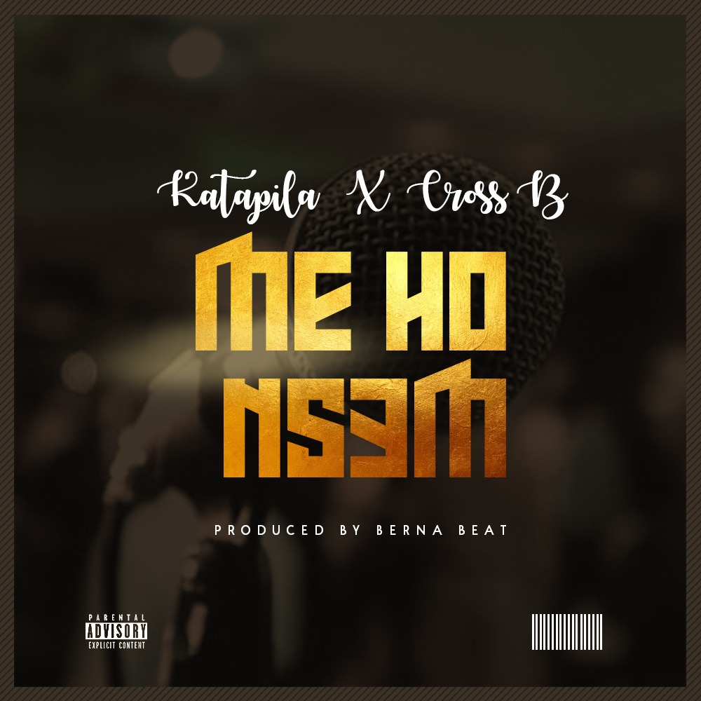 Photo of New Music: Nsemonee Katapila Feat. Cross B – Me Ho Nsem (Prod. By Berna Beat)