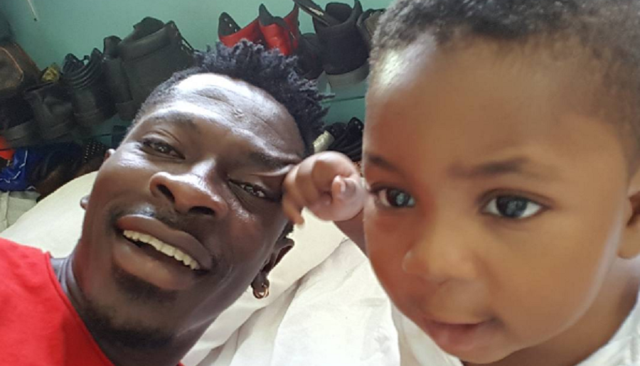 Photo of I Cannot Buy You Chicken If They Do Not Pay Me For Shows – Shatta Wale Tells His Son Majesty