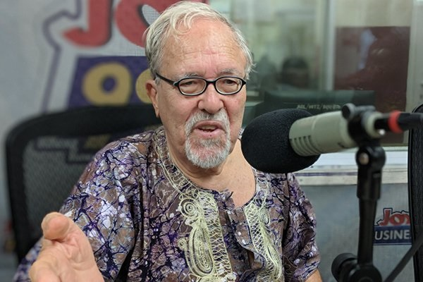 Photo of Protect Highlife As Your Own – Professor Collins Tells Ghanaians