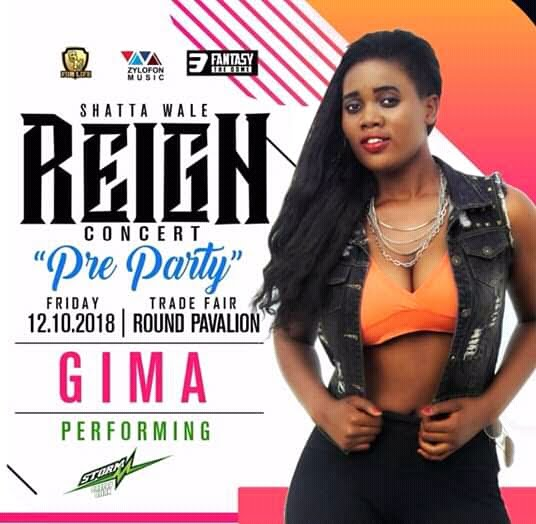 Photo of Gima To Perform At Shatta Wale's Reign Concert 'Pre Party'