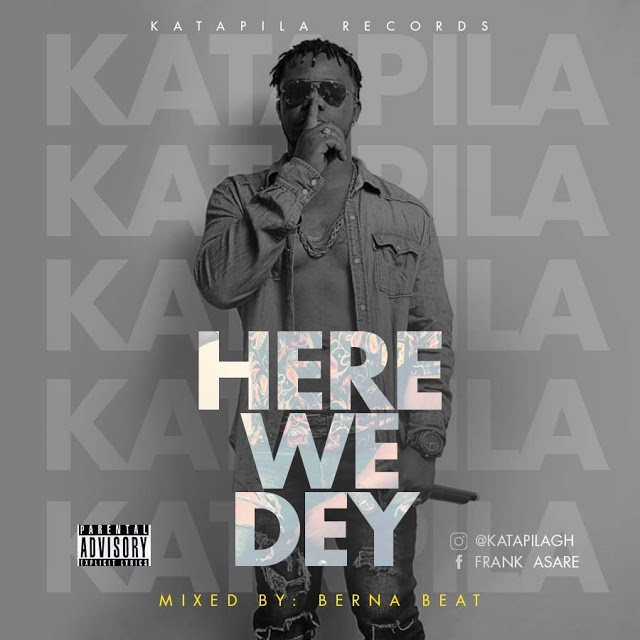 Photo of Nsemonee Katapila Releases 'Here We Dey' Music Video Trailer