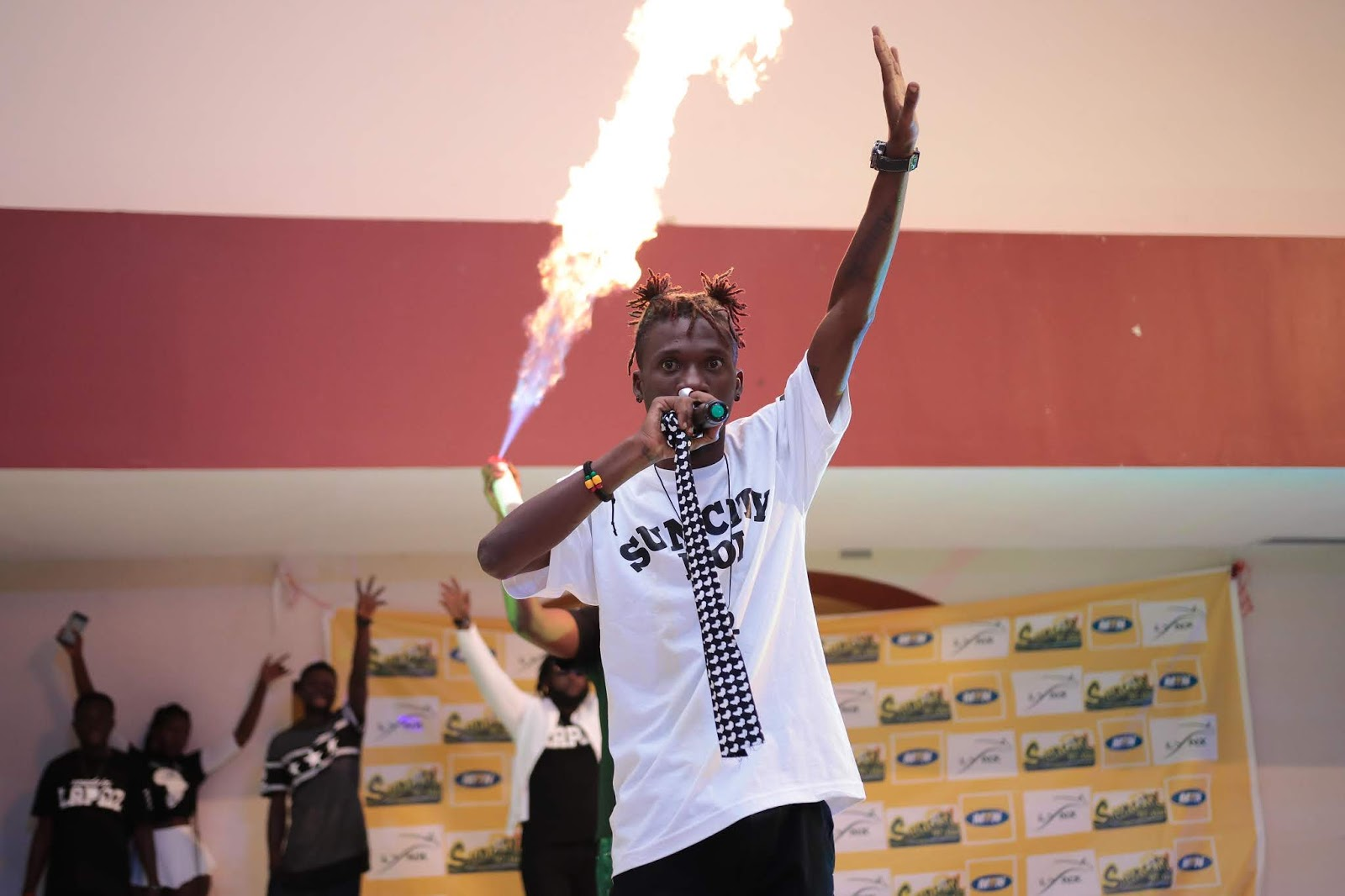 Photo of MTN Suncity Wave Concert: Thablackboi Over Power Fans Rant With 'Firefly Performance'