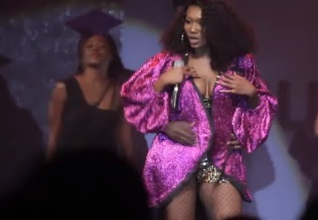 Photo of Wendy Shay Shows Some 'Fresh' At BF Suma Concert