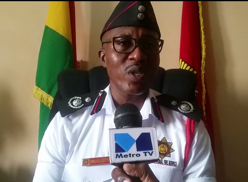 Photo of BRONG  AHAFO REGIONAL FIRE SERVICE COMMAND DEBUNKS ALLEGATION OF FUEL TANKER FIRE OUTBREAK