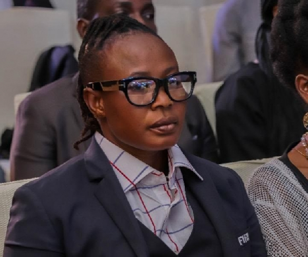 Photo of It Is Not True That Female Footballers Are Lesbians – Adjoa Bayor