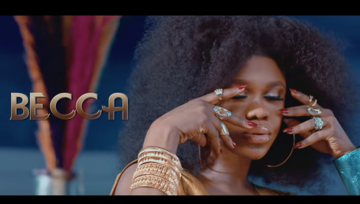 Photo of Music Video: Becca Feat. Kizz Daniel – Gina