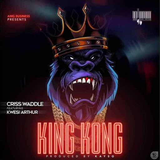 Photo of Criss Waddle Feat. Kwesi Arthur – King Kong (Official Video)