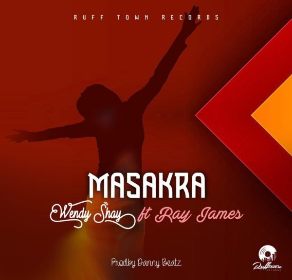 Photo of Wendy Shay Feat. Ray James – Masakra (Official Video)