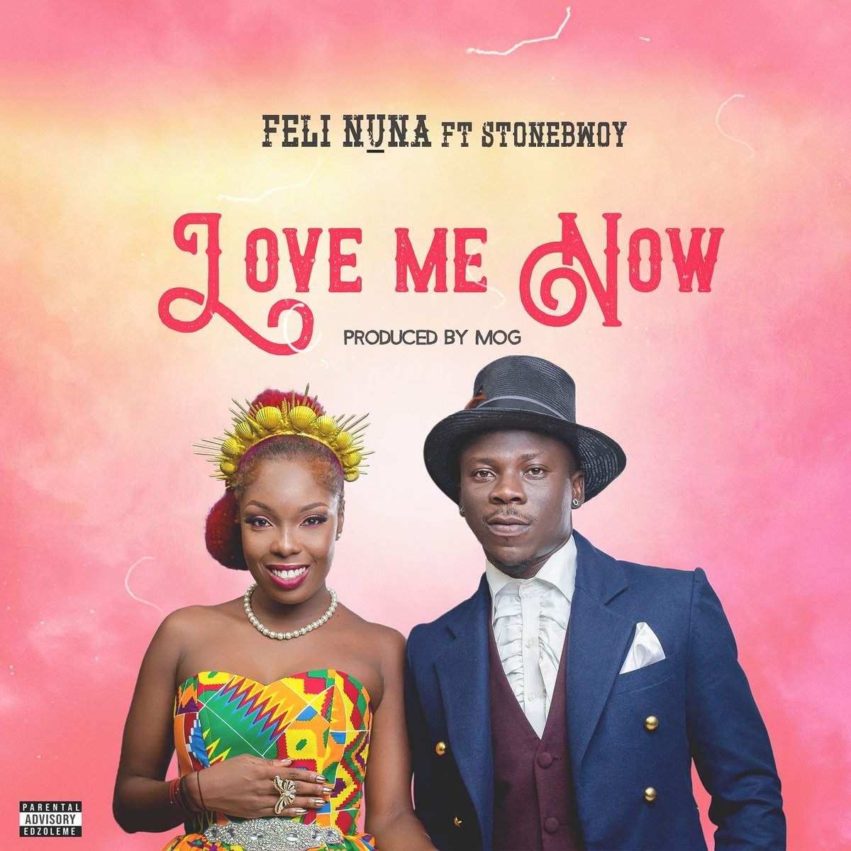 Photo of Feli Nuna Feat. Stonebwoy – Love Me Now (Official Music Video)
