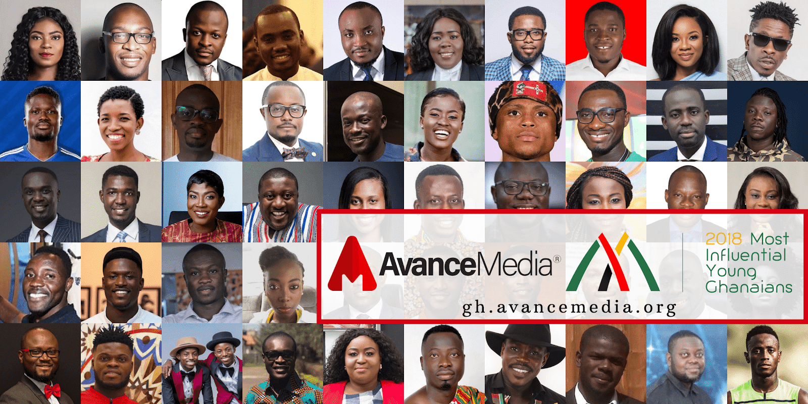 Photo of 2018 50 Most Influential Young Ghanaians Finalists Announced