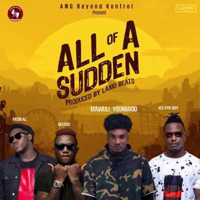 Photo of Music Video: Mawuli YoungGod Feat. Medikal x FlyBoy x Kelvyn Boy – All Of A Sudden