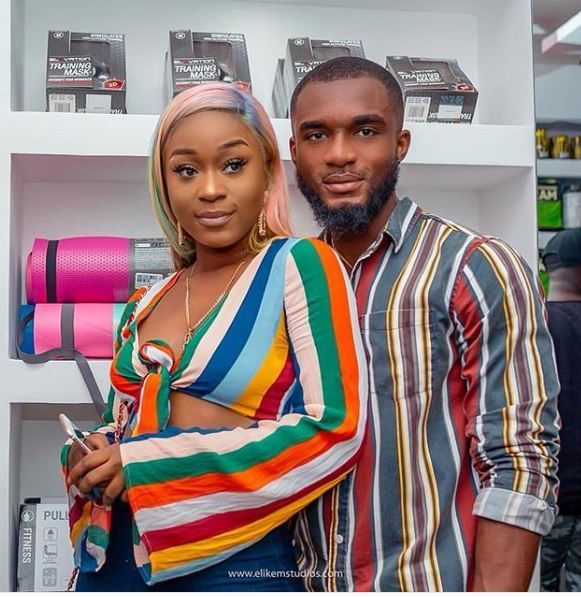 Photo of Social Media Is Not The Place To Release Personal Issues – Efia Odo Apologizes To Her Ex-Boyfriend