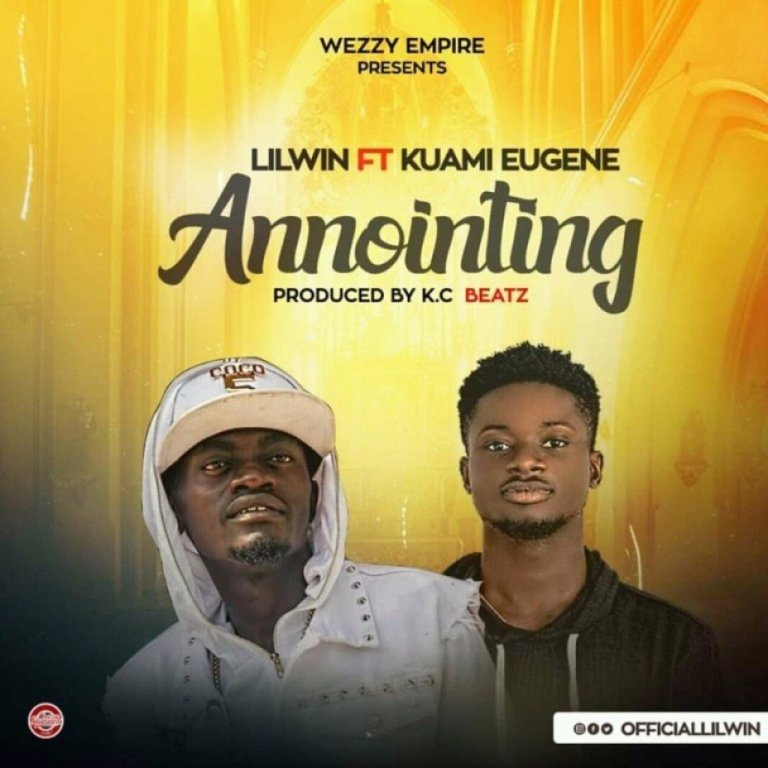 Photo of Lil Win Releases 'Anointing' Featuring Kuami Eugene