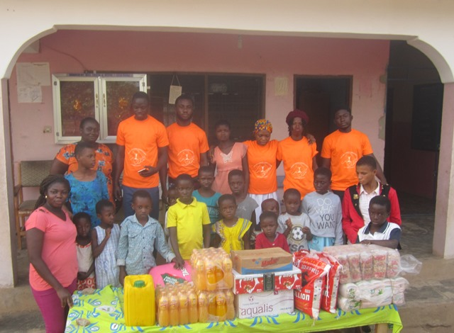 Photo of Nipa Hia Mmoa Association Celebrates Christmas With Inmates At Compassion Is Love In Action Children's Home