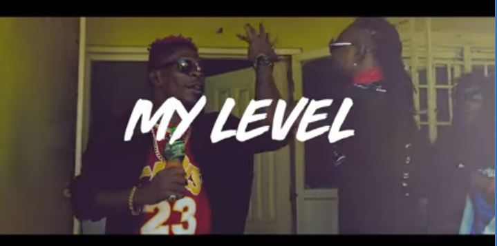 Photo of Shatta Wale Releases 'My Level' Music Video