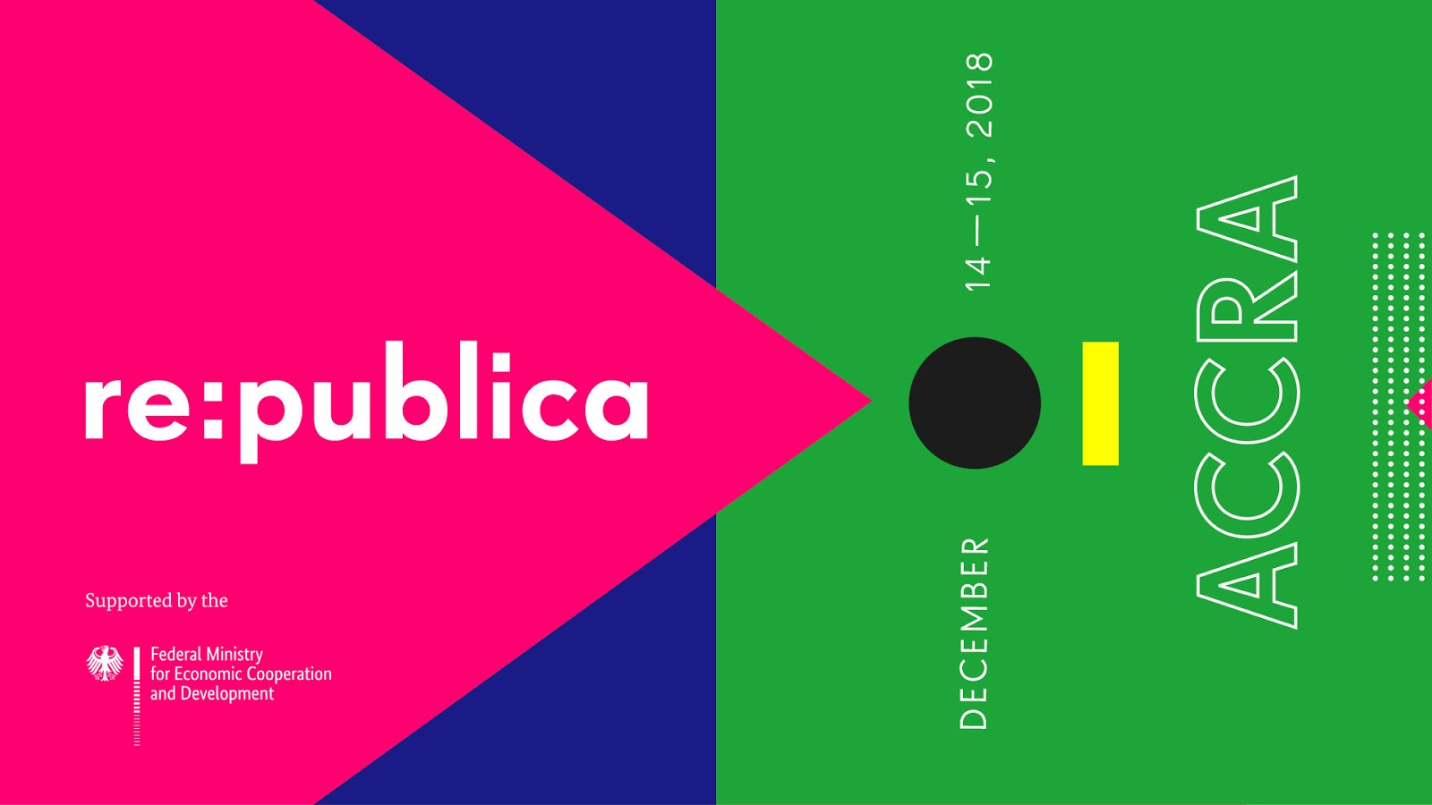 Photo of Accra to host republica, Europe's largest Digital and Internet Conference
