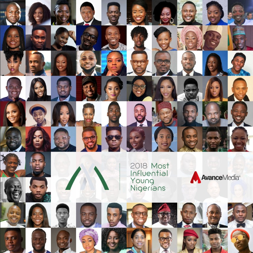 Photo of 2018 100 Most Influential Young Nigerians Finalists Announced