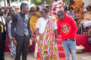 Photo of You Can't Sue Stonebwoy, Shatta Wale, Okyeame Kwame For Endorsing Menzgold – Obiri Boahen