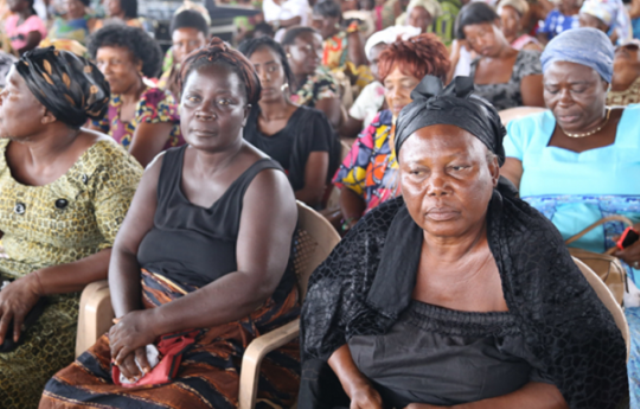 Photo of Set Up Widows Fund For Us – Widows In Tain District Calls On Government