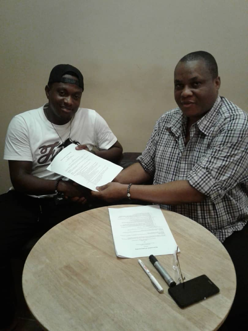 Photo of Andy Wealth Lands A Five-Year Deal With Bludiamond Entertainment