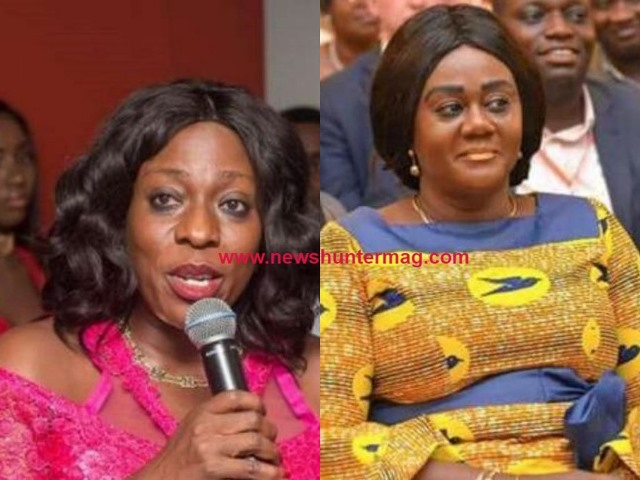 Photo of Barbara Oteng Gyasi Replaces Catherine Afeku At Tourism, Arts and Culture Ministry